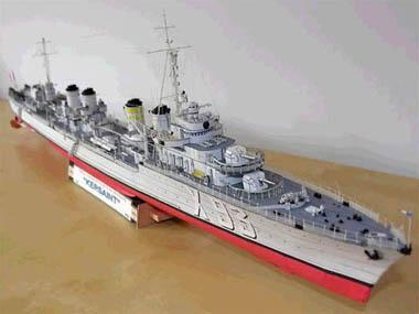 ヴォークラン級大型駆逐艦