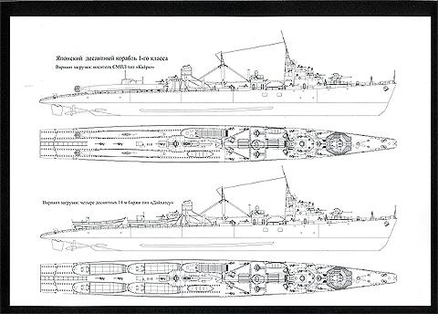 第一号型輸送艦(特々):艦船・...