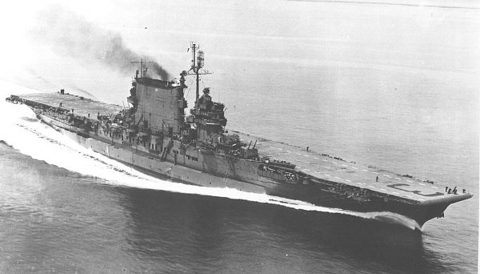 USS サラトガ(空母):艦船・船...